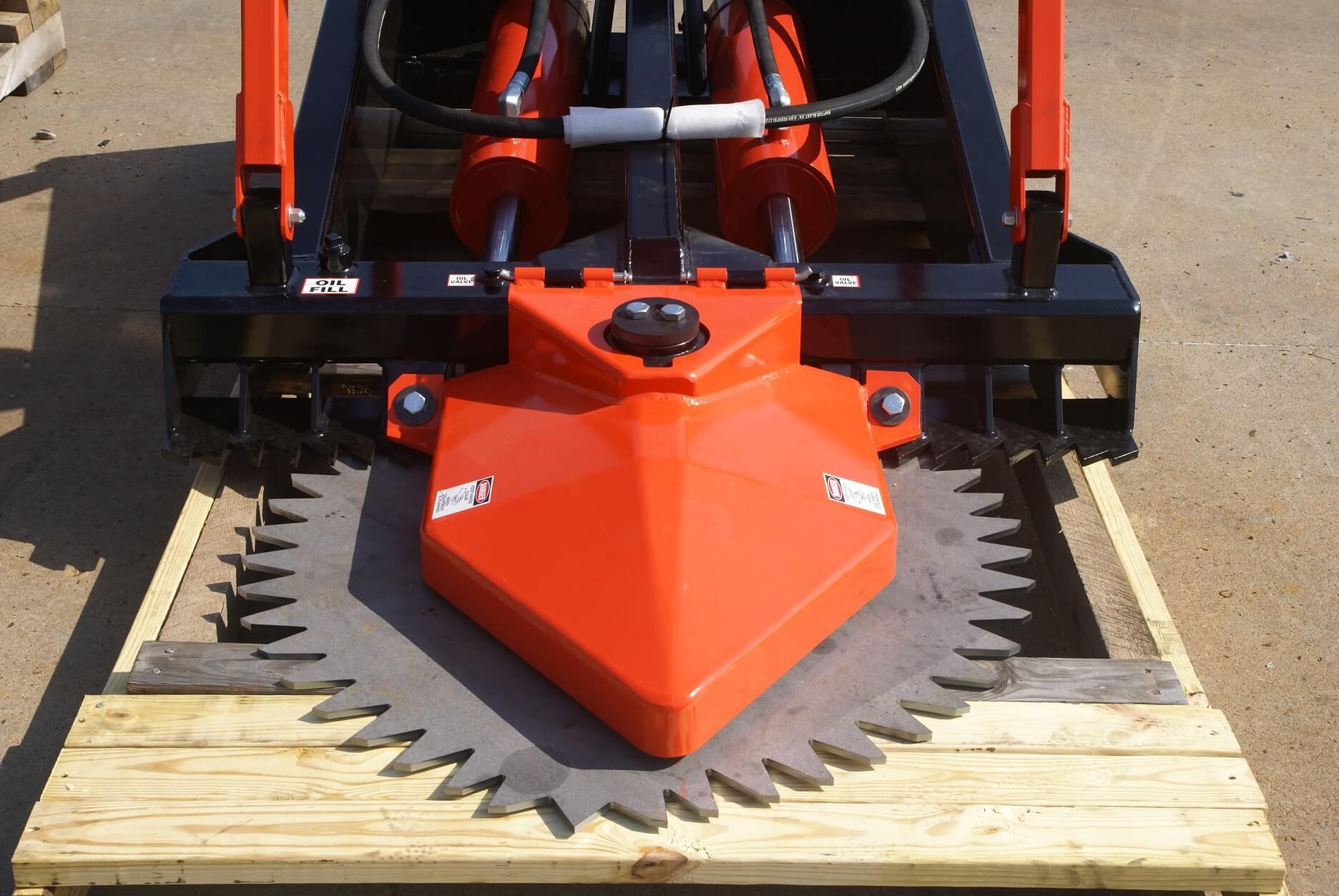 Marshall Tree Saw Machine
